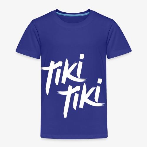 Tiki Tiki logo - Toddler Premium T-Shirt