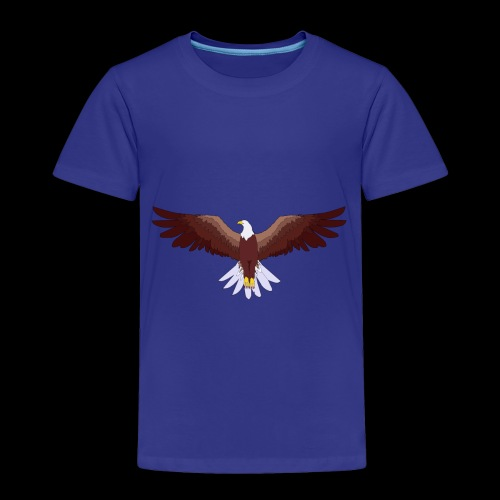 Eagle Logo - Toddler Premium T-Shirt