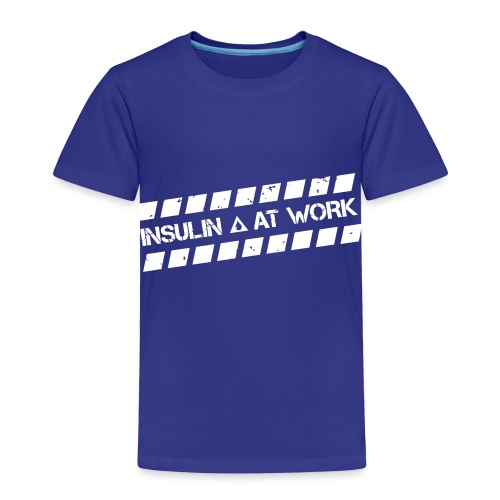 Insulin At Work - Toddler Premium T-Shirt
