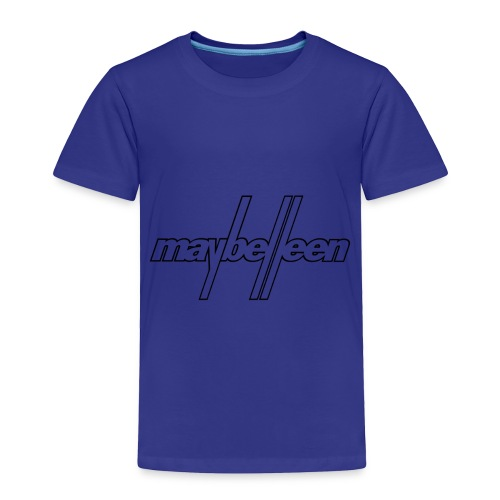 MAYBELLEEN_-_LOGO - Toddler Premium T-Shirt