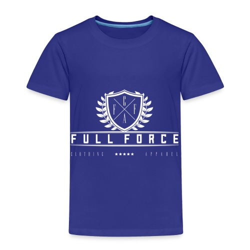 Full Force Clothing Apparel - Toddler Premium T-Shirt