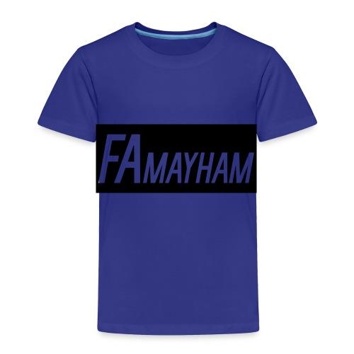 FAmayham - Toddler Premium T-Shirt