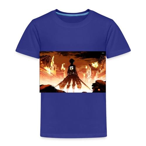 Attack of the titan - Toddler Premium T-Shirt