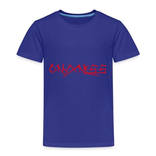 OnyxNess Logo design - Toddler Premium T-Shirt