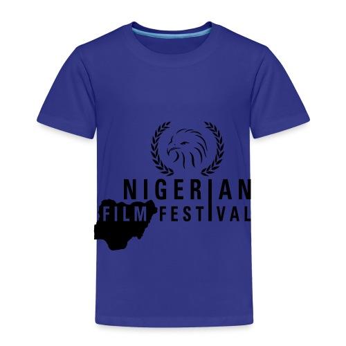 Green logo - Toddler Premium T-Shirt