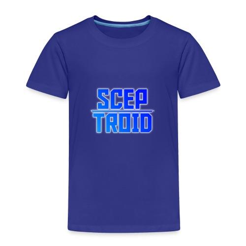 ScepTroid T-shirt! - Toddler Premium T-Shirt