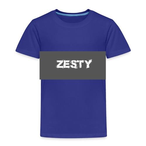 Spray Paint Font - Toddler Premium T-Shirt