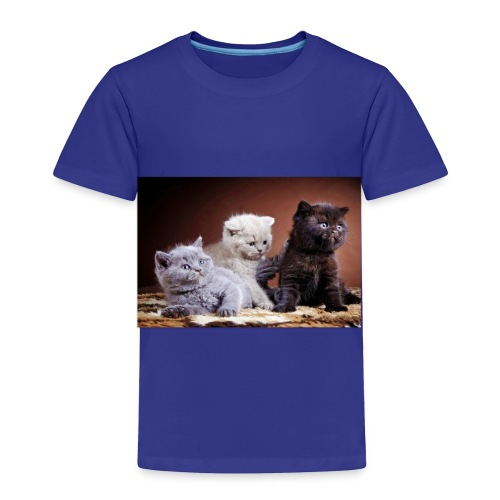 The 3 little kittens - Toddler Premium T-Shirt