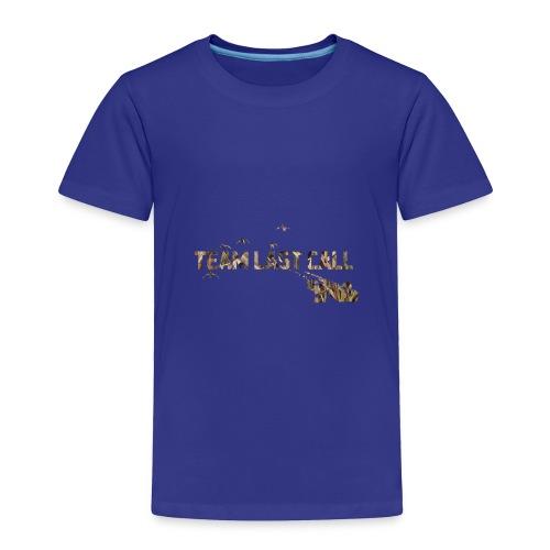 Team Last Call official Logo - Toddler Premium T-Shirt