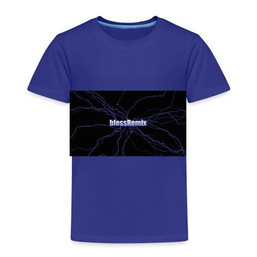 blessRemix hoodie - Toddler Premium T-Shirt