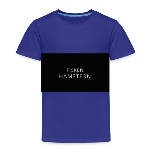 Fisken och Hamstern - Toddler Premium T-Shirt