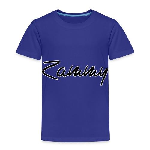 Zammy Logo - Toddler Premium T-Shirt