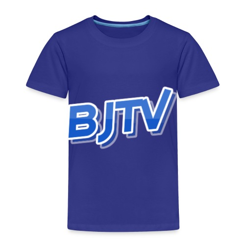 BJTV - Toddler Premium T-Shirt