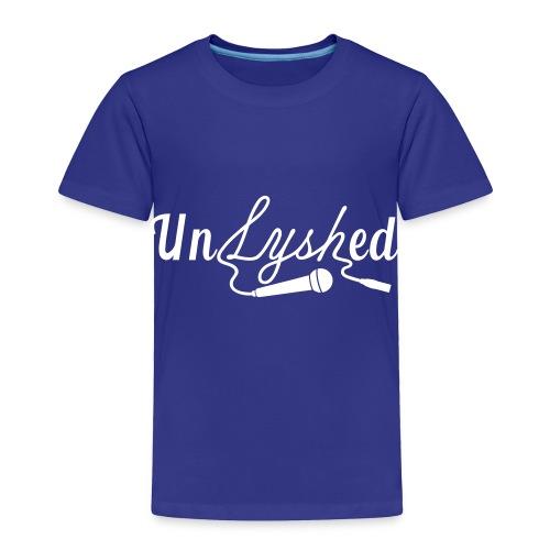 Custom Color - Toddler Premium T-Shirt