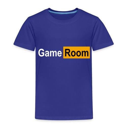Game_Hub - Toddler Premium T-Shirt