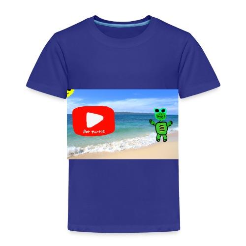 fat turtle merch - Toddler Premium T-Shirt