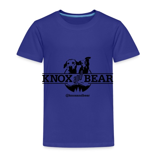knox-and-bear - Toddler Premium T-Shirt