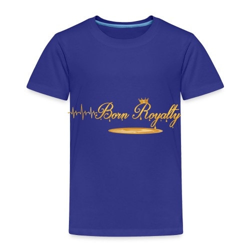 BornRoyalty Clothing Line - Toddler Premium T-Shirt