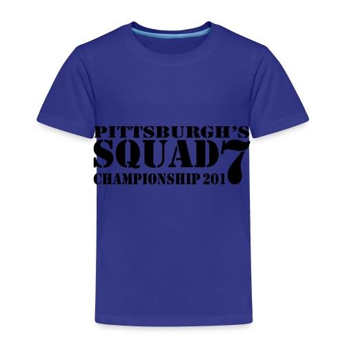 Pittsburgh_Squad - Toddler Premium T-Shirt