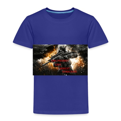 NMG Prodigy - Toddler Premium T-Shirt