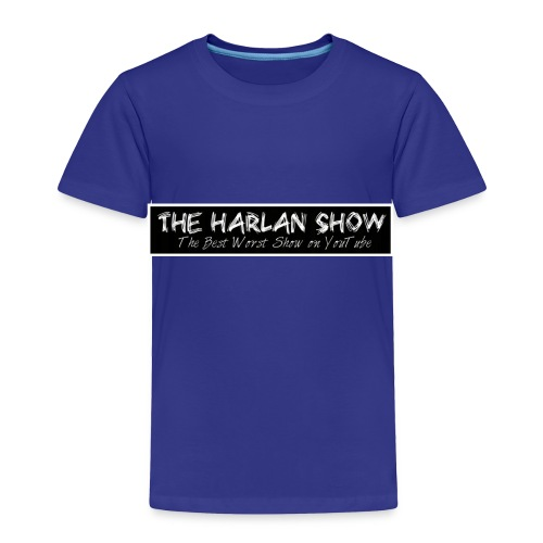 The Best Worst Show - Toddler Premium T-Shirt