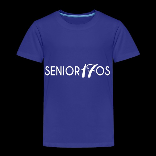 Senior17os - Toddler Premium T-Shirt