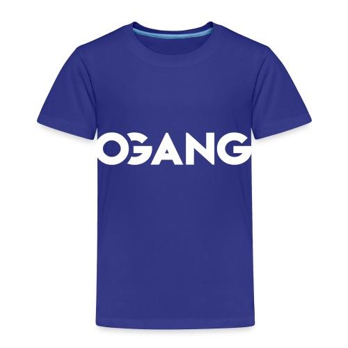 OGANG Merch - Toddler Premium T-Shirt