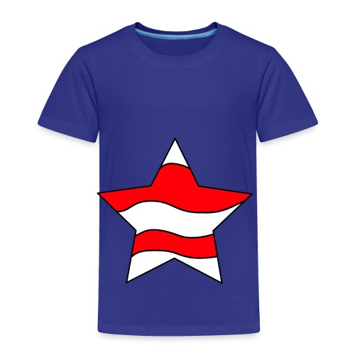 Patriot-1 Emblem - Toddler Premium T-Shirt