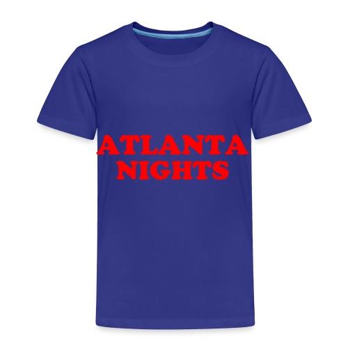 ATL NIGHTS - Toddler Premium T-Shirt