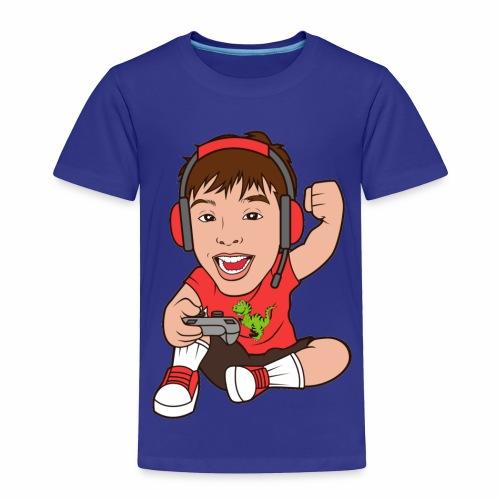 DMJ Gamer - Toddler Premium T-Shirt