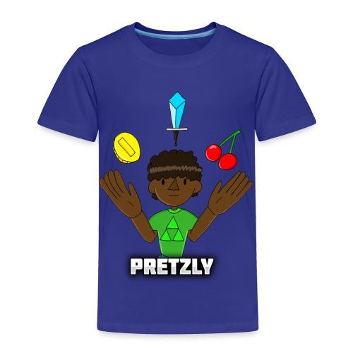 Pretzly Design - Toddler Premium T-Shirt