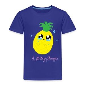 Pining Pineapple - Toddler Premium T-Shirt