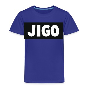 Jigo - Toddler Premium T-Shirt