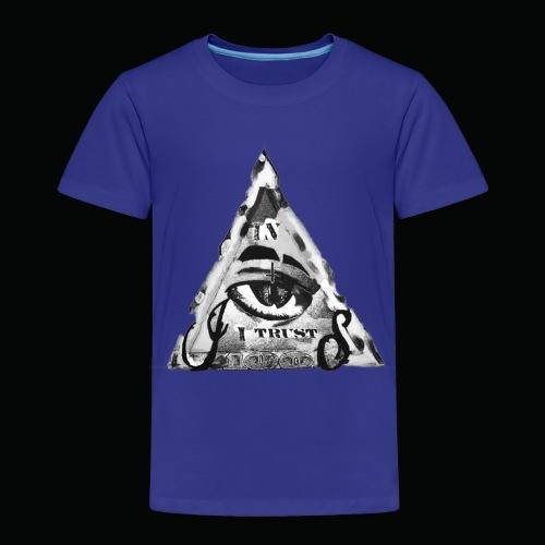 In I i Trust - Toddler Premium T-Shirt