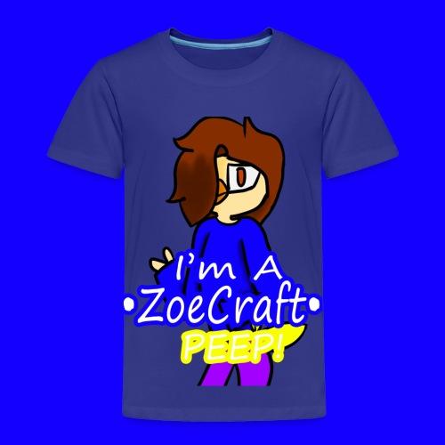 Peeps Logo! - Toddler Premium T-Shirt