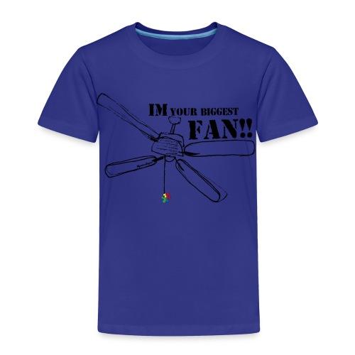 Puzzle Piece fan shirt - Toddler Premium T-Shirt