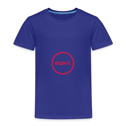 K0ZM1C Signature - Red - Toddler Premium T-Shirt
