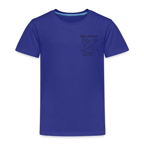 King of Kings - Toddler Premium T-Shirt