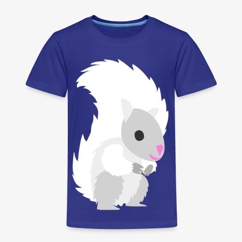 Squirrel - Toddler Premium T-Shirt