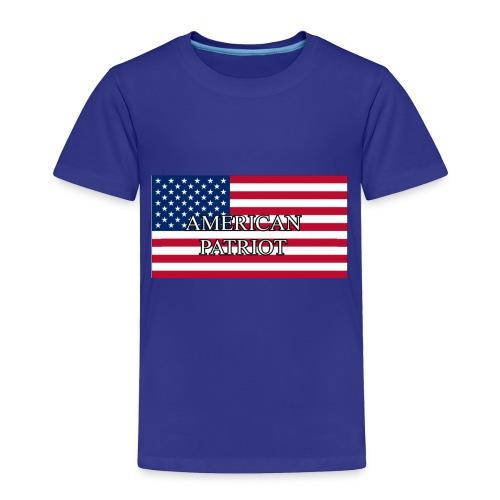 American Patriot - Toddler Premium T-Shirt