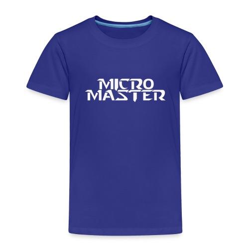 StarCraft 2 Micro Master - Toddler Premium T-Shirt