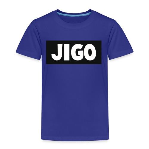 Jigo - Toddler Premium T-Shirt