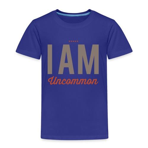 I Am Uncommon - Toddler Premium T-Shirt