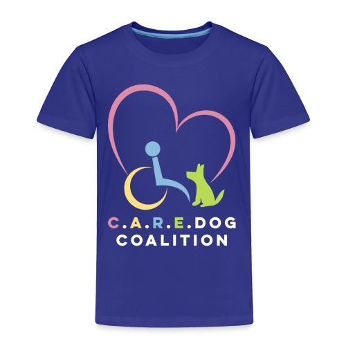 Simple CDC Logo - Toddler Premium T-Shirt