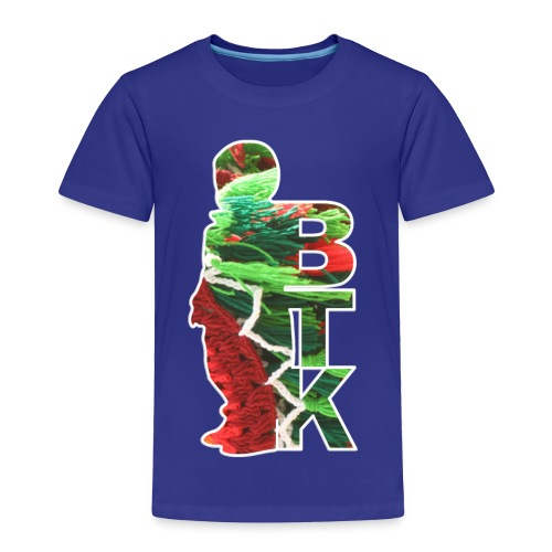 BTK cloth - Toddler Premium T-Shirt