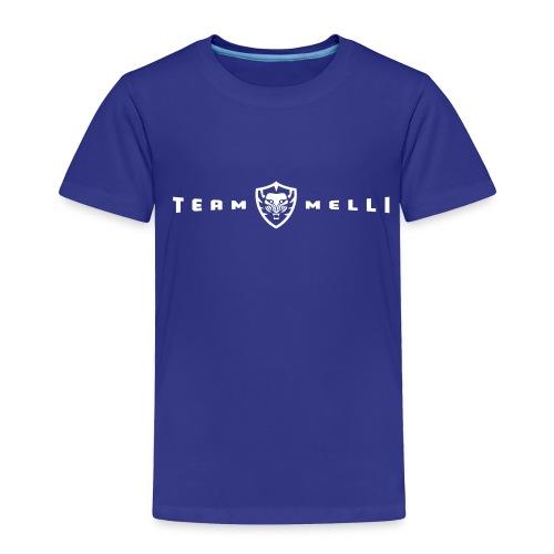 Team Melli Lion - Toddler Premium T-Shirt