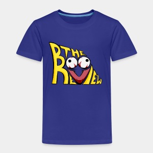 The Boo Review Icon - Toddler Premium T-Shirt