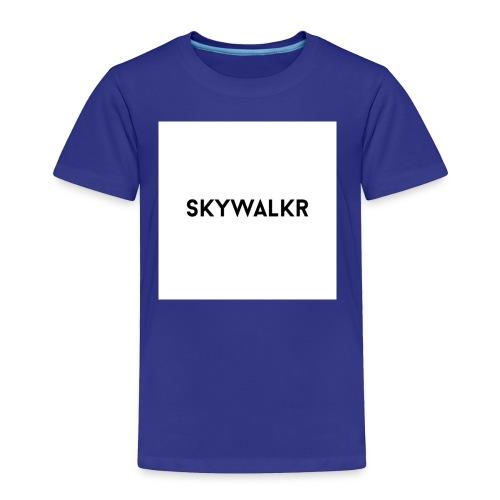 Skywalkr Logo - Toddler Premium T-Shirt