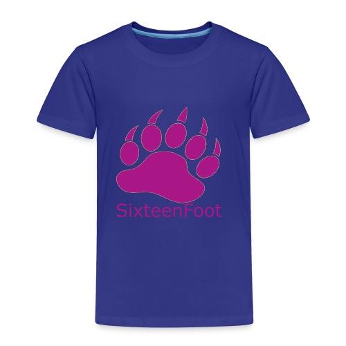 Purple_Logo - Toddler Premium T-Shirt