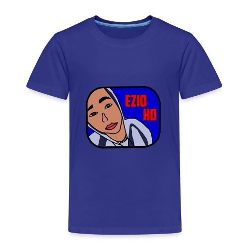 Logo Ezio HD - Toddler Premium T-Shirt
